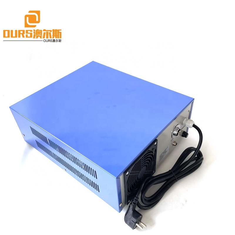 Voltage 110V Or 220V Table Ultrasonic Vibration Power Generator As Marine Electronic Parts Cleaning Machine Driver