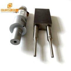 Industrial Welding Plastic Patch 20K 2000W Ultrasonic Generator And Sensor Transducer Tool head Horn