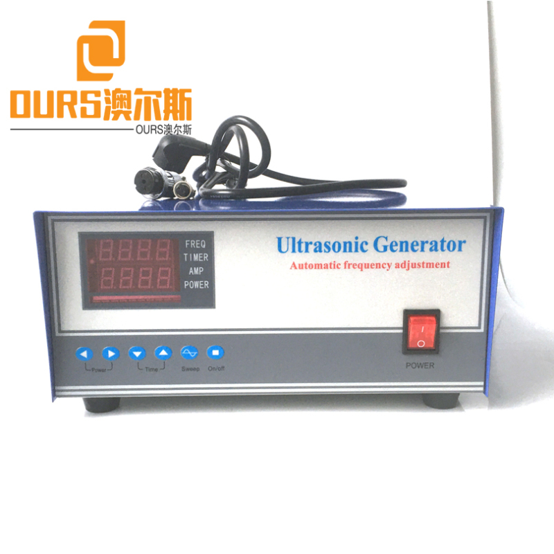 600W/28khz Factory Direct Sales Ultrasonic Cleaning Generator Vibrator For Ultrasonic Cleaning Generator