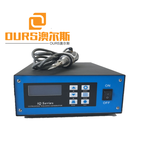 28khz ultrasonic welding generator manual 100W 300W 500W digital ultrasonic welder generator for plastic and metals welding