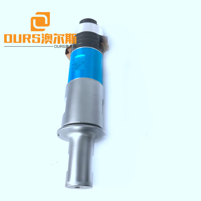 ultrasound 20khz 2000w ultrasonic transducer ultrasonic welding transducer ultrasonic cutting transducer