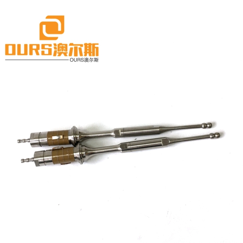 25KHZ 100W Ultrasonic Spraying And Coating Trasnducer For Electronic Product