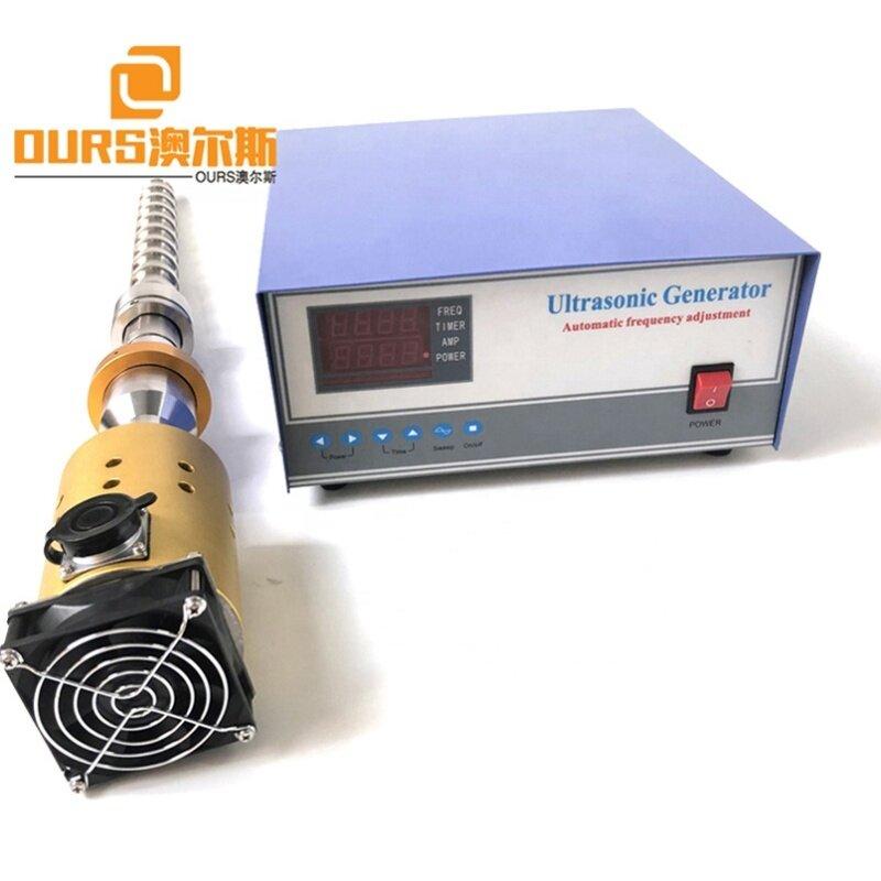 Immersible Types Ultrasonic Extraction Equipment Biodiesel Industrial Ultrasonic Reactor 20K 2000W Power