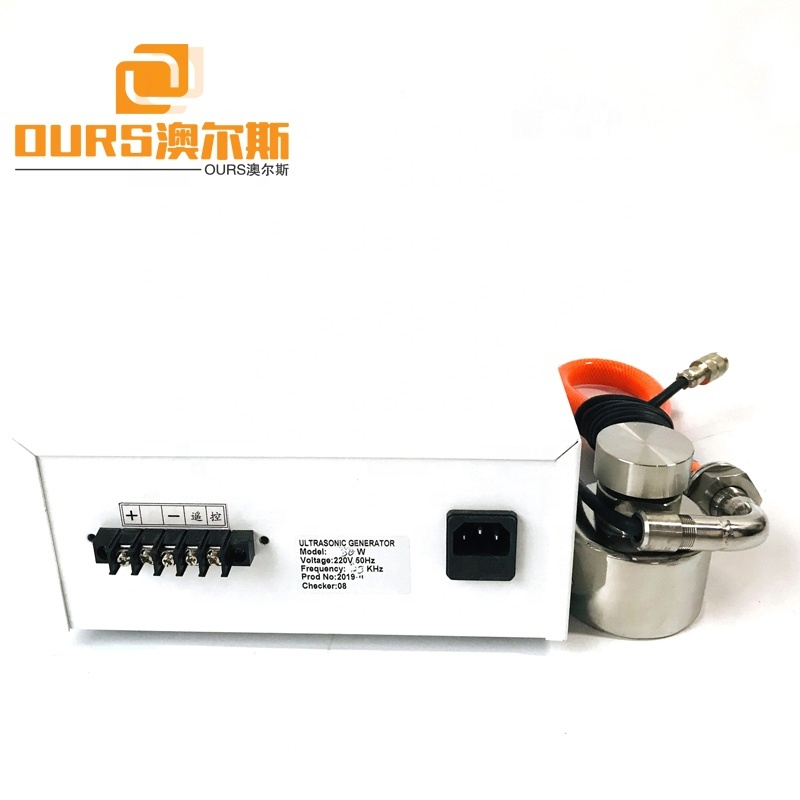 100W Ultrasonic Vibration Transducer For Ultrasonic Vibrating Screen System