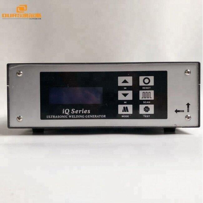40KHZ800W Desktop digital Ultrasonic Plastic Welding generator for sales