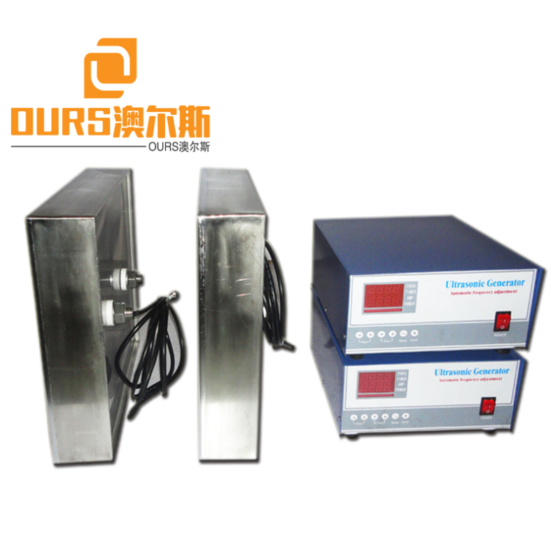 2000W Industrial Parts Immersible Ultrasonic Degreasing Cleaner With Timer And Power Adjustable