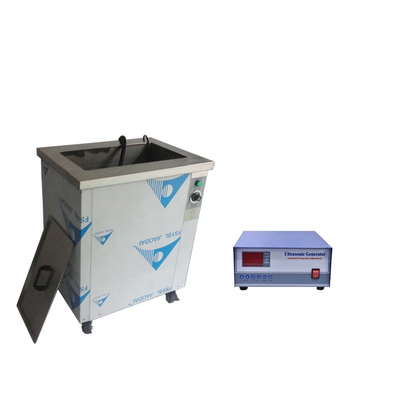 28KHZ 40KHZ  Industry Ultrasonic Cleaning Equipment For Washing Car Engine Block Parts Bath Power Adjustable
