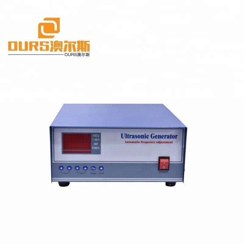 33/89/135khz Multi Frequency  Digital Ultrasonic  Generator to build ultrasonic cleaner