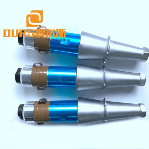 2000w pressure ceramic transducer for ultrasonic plastic welding  drilling and polishing machine