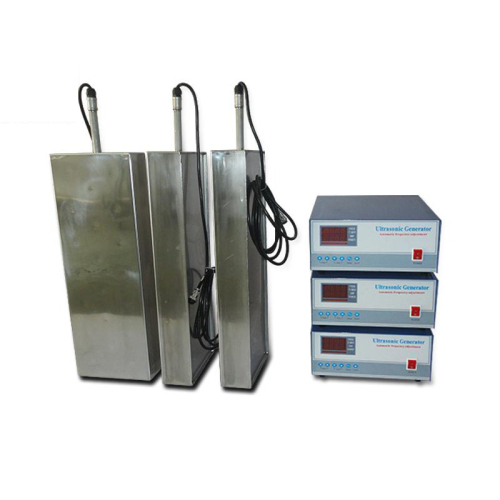 1000W Immersible Ultrasonic Transducer Pack with Generator for homemade ultrasonic parts cleaner solution