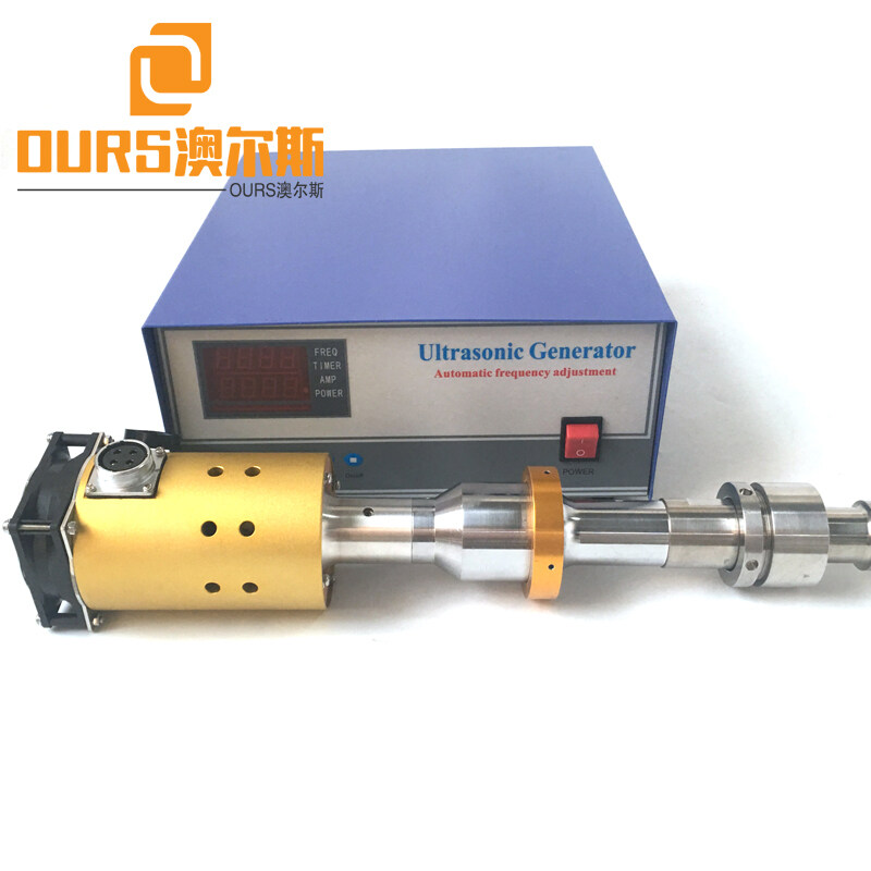 1500W 20KHZ Industrial Design Ultrasonic Intensification For Enhanced Microbial Biofuel Yields