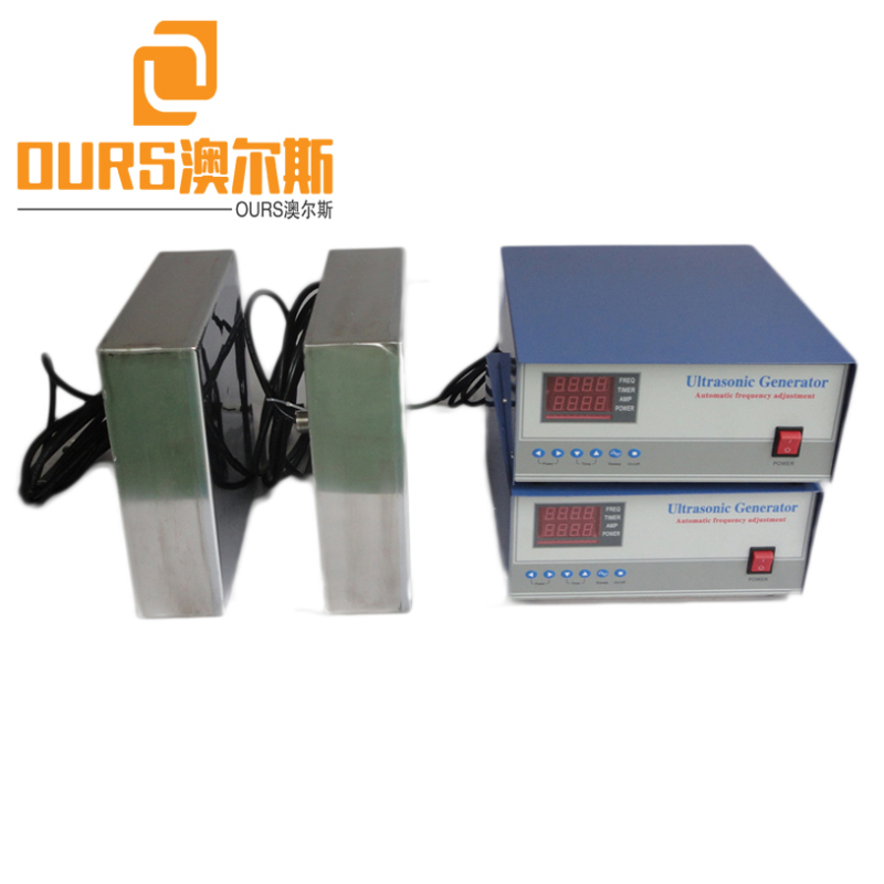 High frequency Ultrasonic Immersible Transducer Input Ultrasonic cleaner For Washing Motherboard Mold