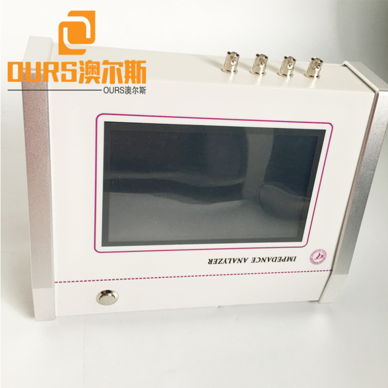 Factory Manufacturer Digital Portable Ultrasonic Impedance Analyzer For Testing Various Frequency