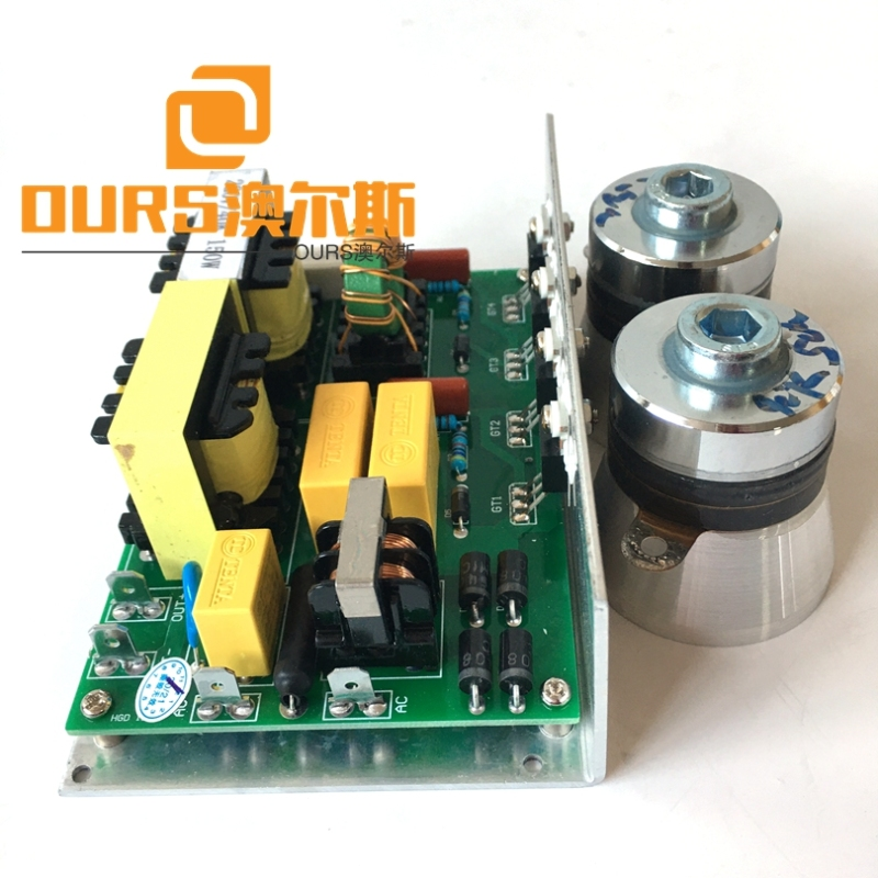 Factory Supply 28KHZ 60W PCB Driver Circuit Ultrasonic Generator For Ultrasonic Cleaner