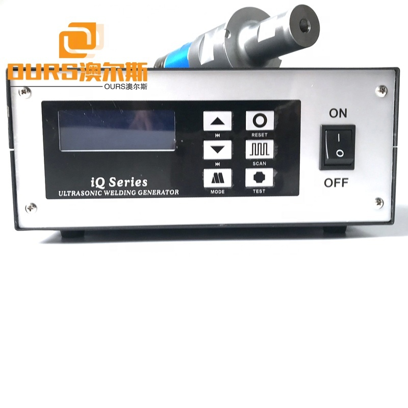 15KHz/20KHz 2000W Hot Sell Ear Belt Masking Machine Unit Ultrasonic Welding Generator