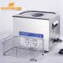 1.3L Table type Ultrasonic Cleaner Mechanical Ultrasonic Jewelry Eyeglass Glasses Cleaning Machine Ultrasonic Sunglasses Cleaner