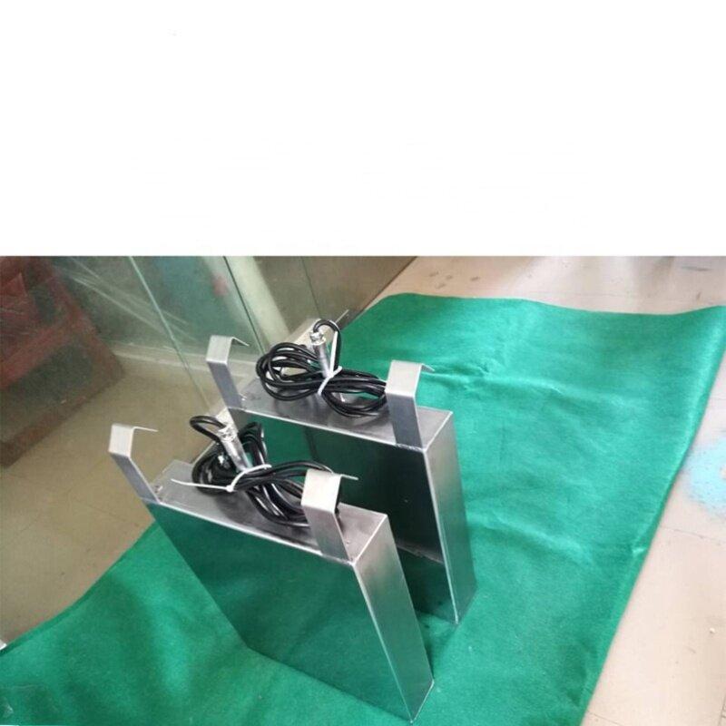 Factory Customized Submersible Underwater Ultrasonic Transducer Vibration Plate / SS316 Vibrator Box