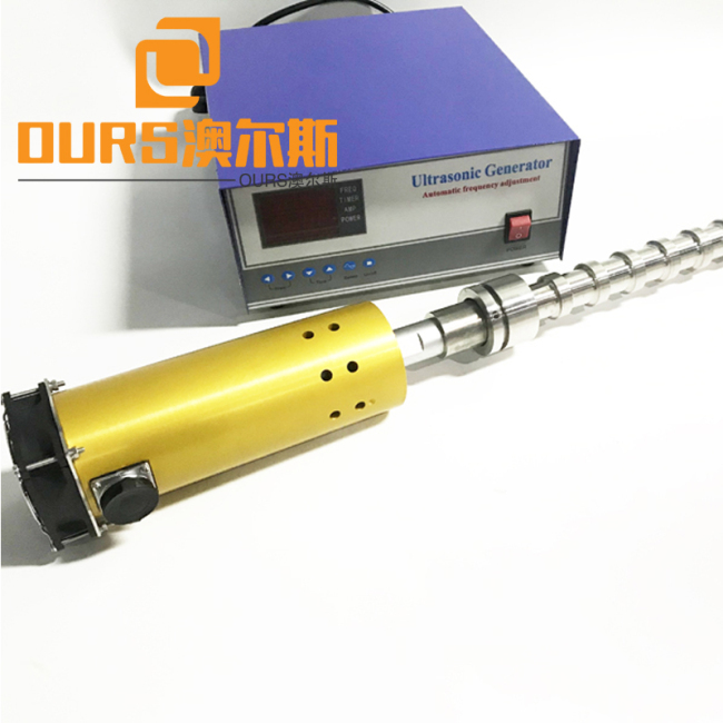 300W/500W/1000W/1500W/2000W ultrasonic reactor suppliers for Biodiesel Processing ultrasonic biodiesel reactor