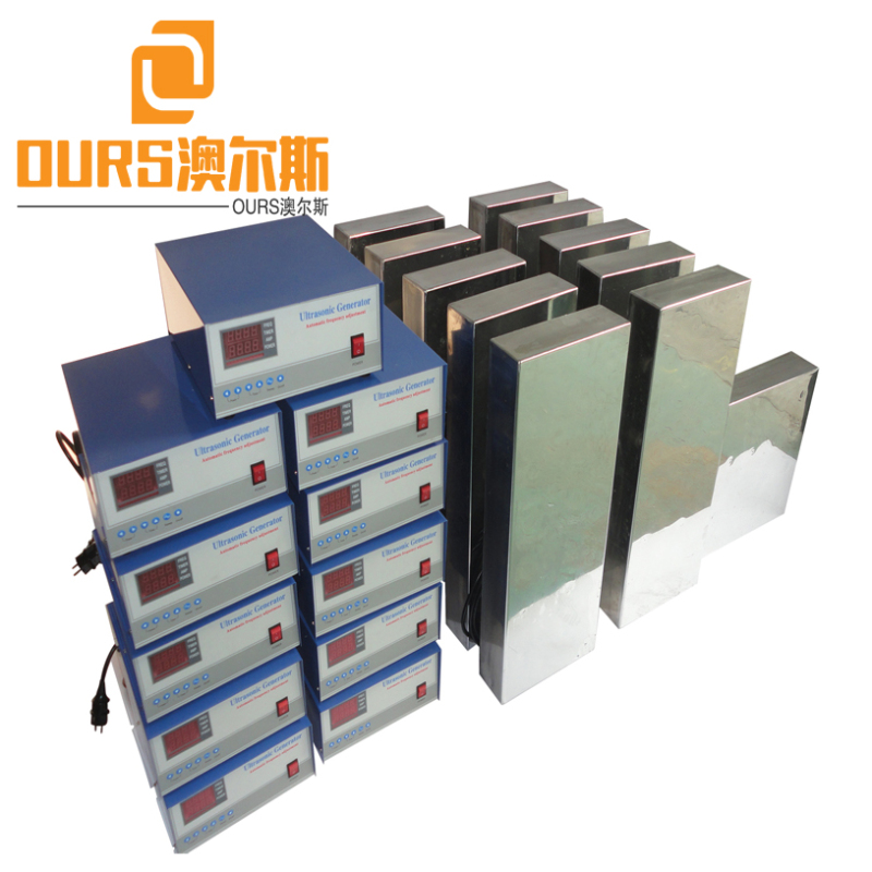 1200W 70khz High Frequency Immersible Vibration Board Used In Clean Parts
