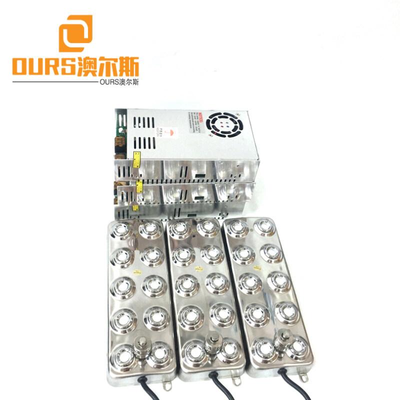 10Heads 4500ML/H Ultrasonic Mist Maker Fogger Atomizing Transducer For Electronics Industry