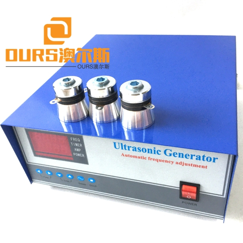 2000W 110V Or 220V Ultrasonic Sweep Generator Module For Cleaning Auto Parts