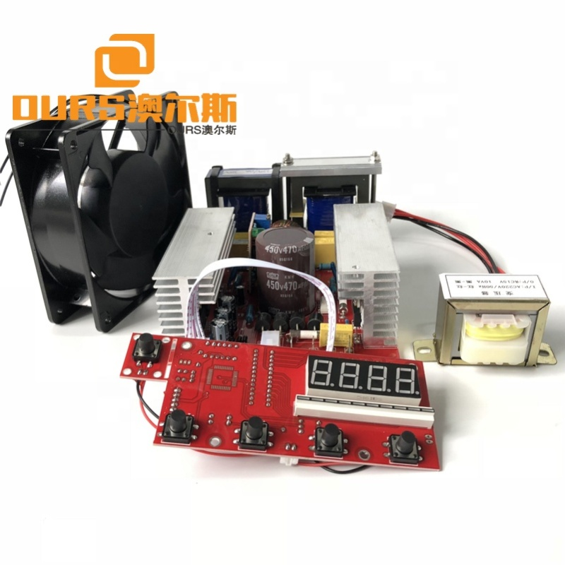 300W High Output Ultrasonic Pcb Generator Circuits For Driving Transducer