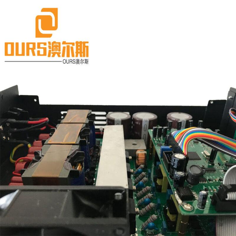 900W/15khz High-power ultrasonic welding generator for plastic welding system