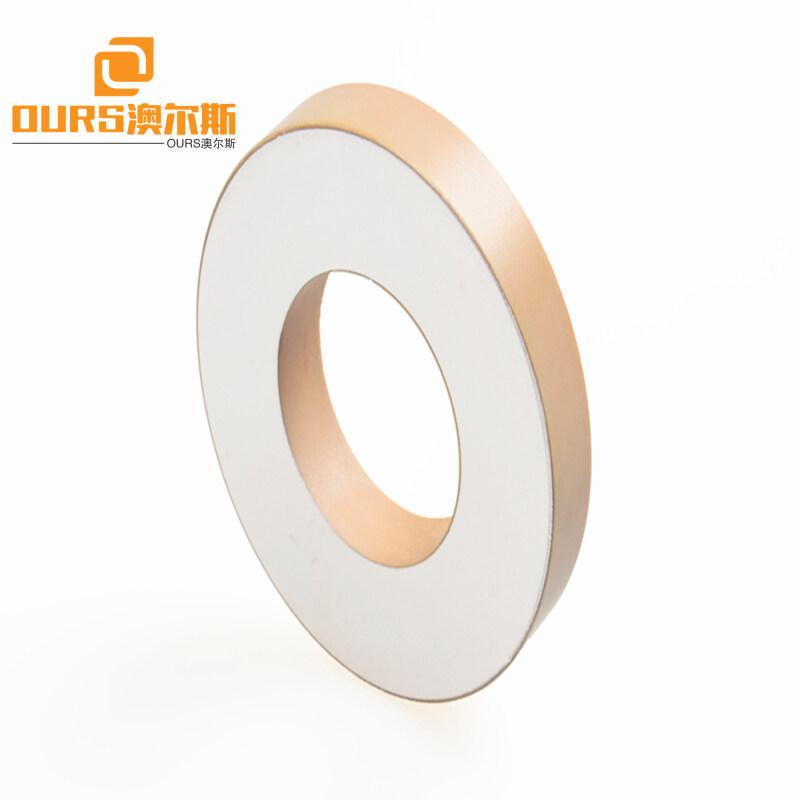 piezoelectric ceramic lead zirconate titanate 50x17x5mm p8 material piezoceramic