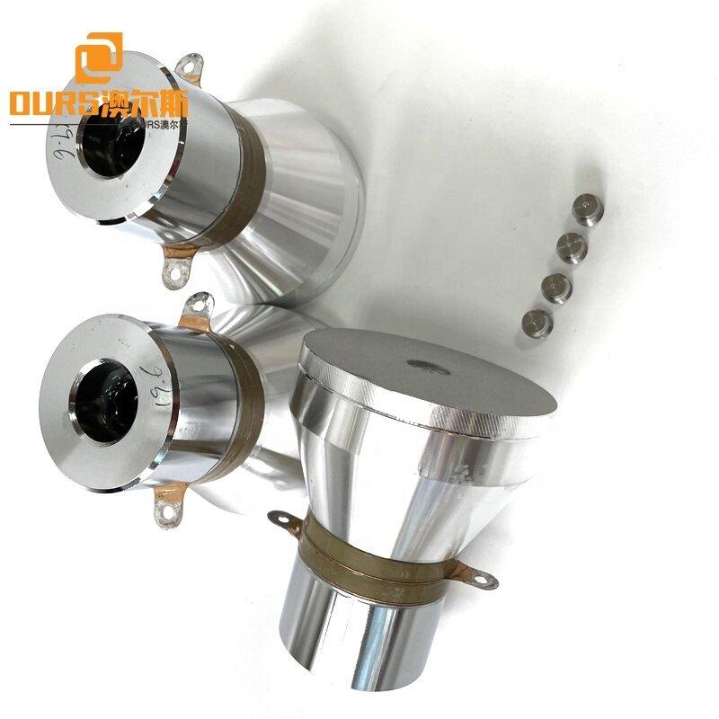120W High Power Factory DIY Ultrasonic Sensor Piezoceramic Ring Sensor For Car Grill Cleaning Washing Machine