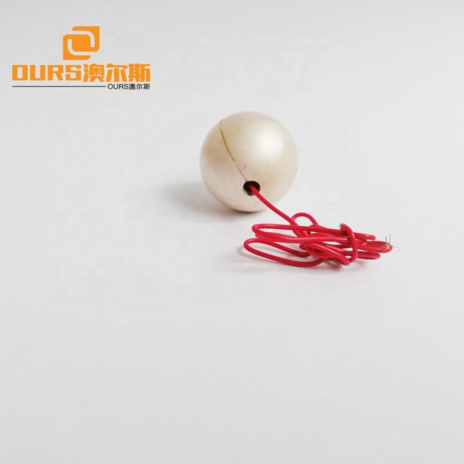 10mm Ultrasonic Piezoelectric Ceramic Sphere
