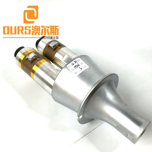 15KHZ 2600WPZT8 High Performance Ultrasonic Welding Accessories For Masks Cheep Ultrasonic Welding Machine