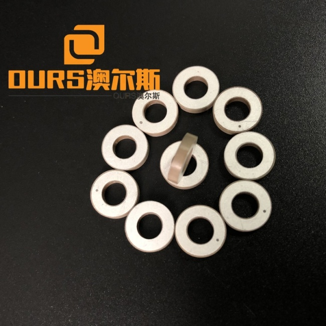 Wholesale Custom Industrial Pzt8 Piezoelectric Material Ultrasonic Piezo Ring PZT Piezo Ceramic