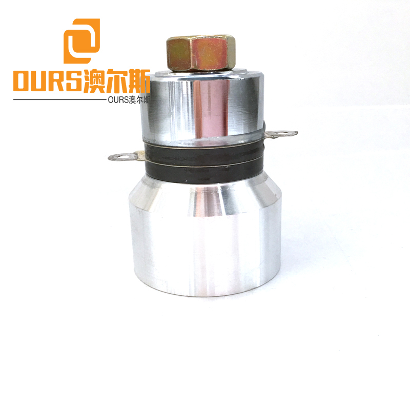 33K/80K/135K Multi Frequency Piezoelectric Ultrasonic Cleaning Transducer For Cleaning Bath