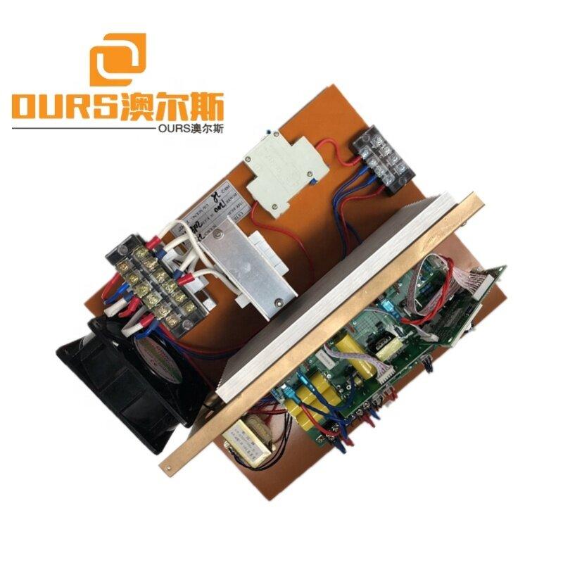2000W Ultrasonic Drive Circuit Board PCB Working Principle 40K Ultrasonic PCB Generator