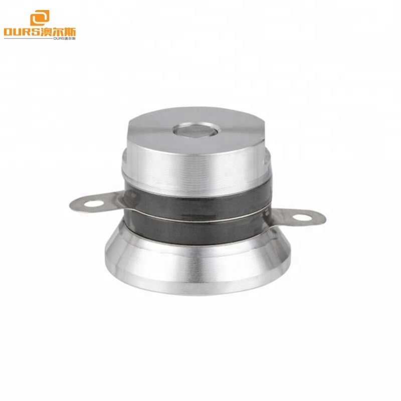 135Khz 50W ultrasonic transducer HIGH frequency piezoelectric transducers