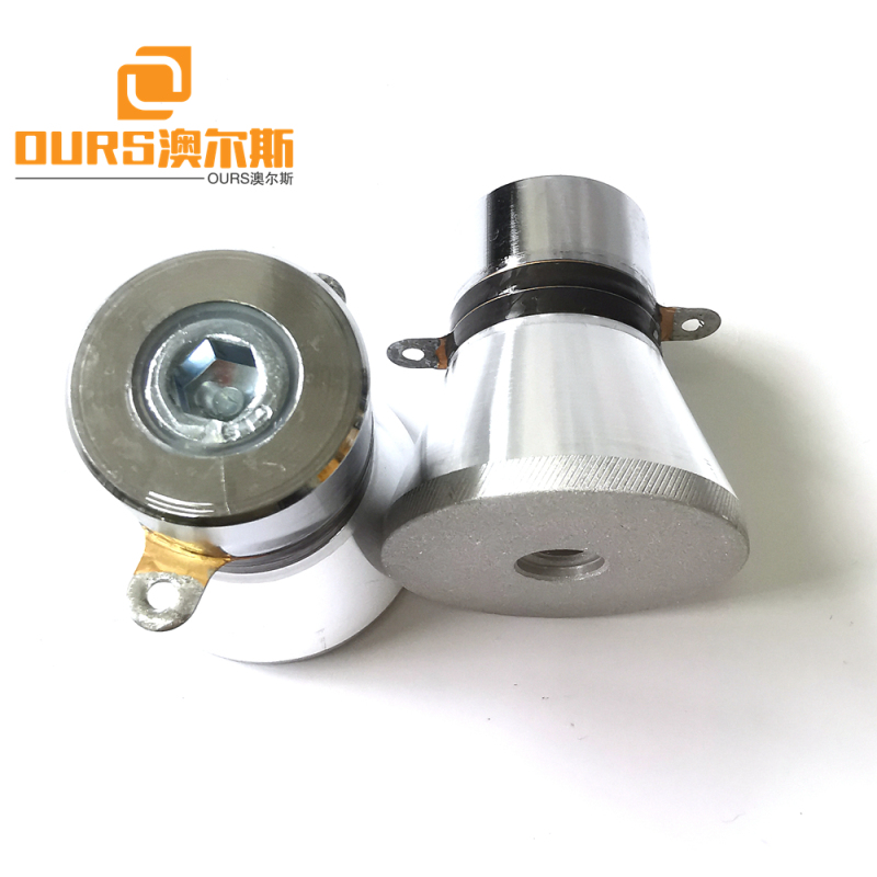 28khz 60w pzt4 Ultrasonic Sensor For Cleaner Cleaning Carburetors and Auto Parts