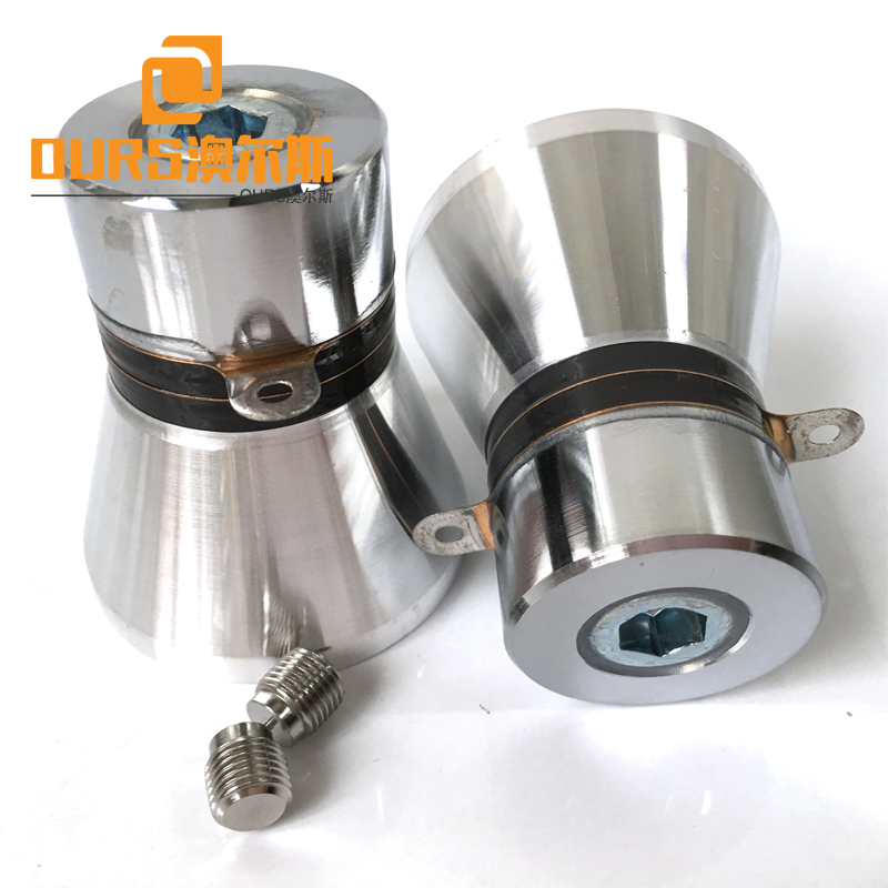 28KHZ 60W Hot Sales High Quality Industrial Ultrasonic Cleaning Transducer For Washing Machine