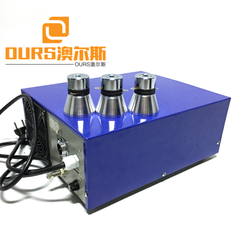 1500w  frequency is adjustable ultrasonic cleaning generator  with Sweep Mode in Ultrasonic generator