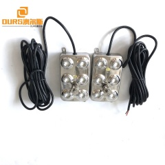 Stainless Steel Fogger Industrial Piezoelectric Ultrasonic 6 Heads Mist Maker Industry Warehousing Ultrasonic Fogger