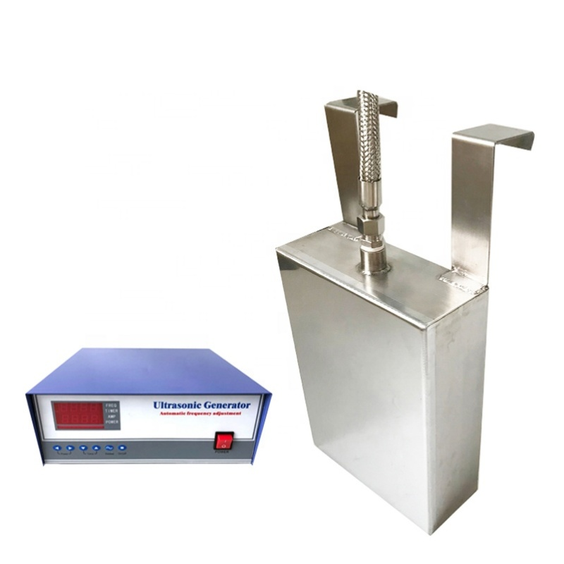 2400W Ultrasonic Cleaning Tank Plate Transducer/Immersible Ultrasonic Transducer Pack For Ultrasonic Cleaning Tank