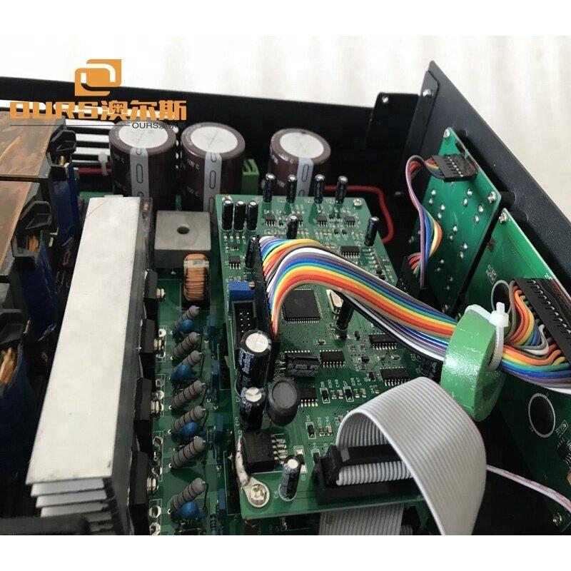 15khz/4200W vertical ultrasonic welding generator  for plastic welding machine