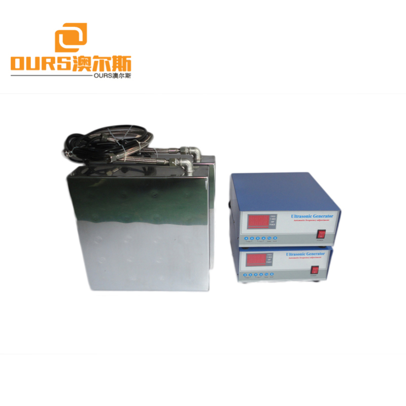 2000W 40KHz Submersible Ultrasonic Vibration Transducer for Industrial Ultrasonic Cleaning System
