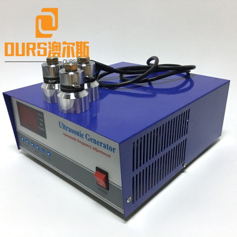 28KHZ/40KHZ  28KHZ/80KHZ 1200W Dual Frequency Digital Ultrasonic Cleaner Generator For Korea Dishwasher