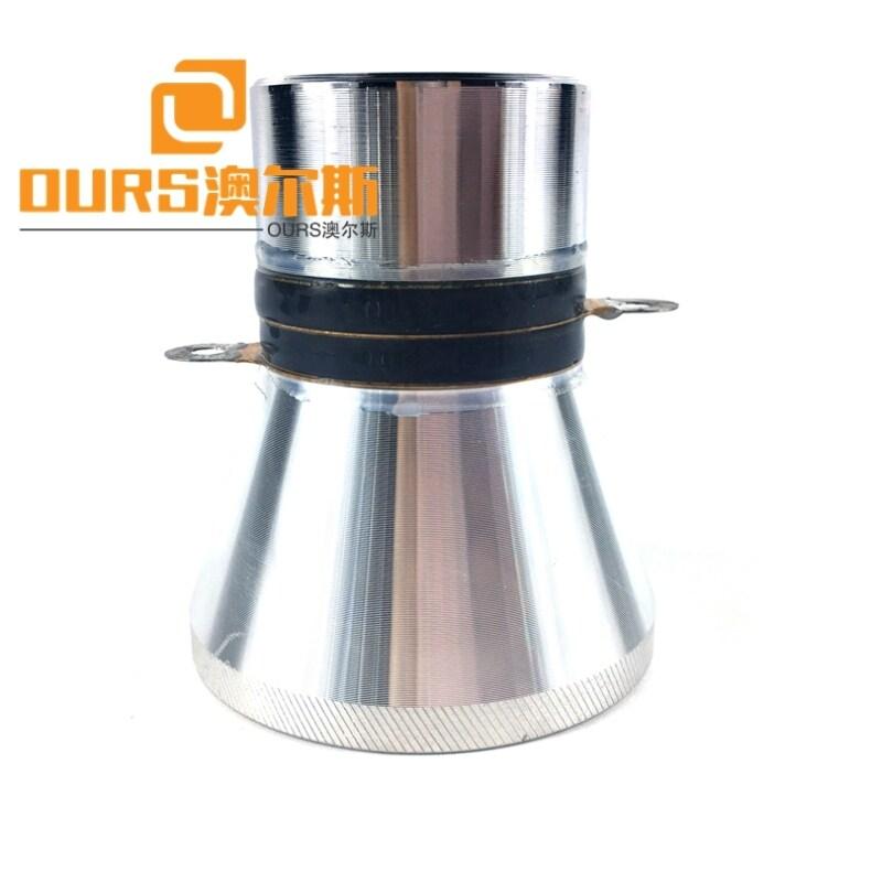 28KHZ 60W  100W 120W  Ultrasonic Piezo Ceramic Transducer For Cleaning Aluminum Heat Sink