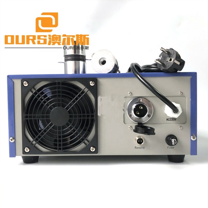 1800W Powerful Mechanical Cleaner Ultrasonic Sweep Frequency Generator Vibration Ultrasound Signal Wave Generator For Cleaner