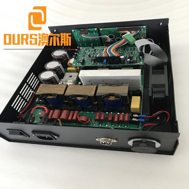 15KHZ 2000W Adjustable run time disposable surgical masks Ultrasonic Welding generator