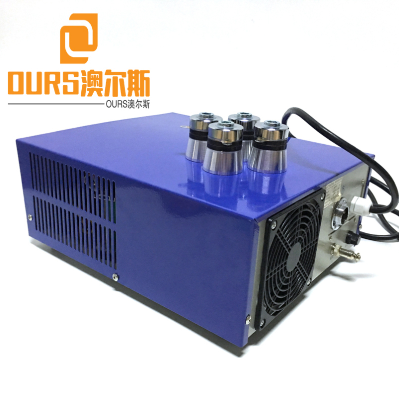 28KHz/33KHz/40KHz 1500W ultrasonic electrical generator for Industrial cleaning