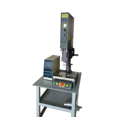 ultrasonic welding machine for plastic 15khz 20khz frequency PE PP ABS PVC material ultrasonic welding machine manufacturers