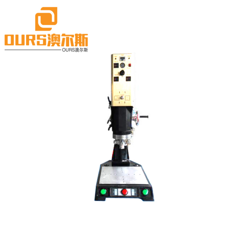 15KHZ High Speed Ultrasonic Plastic Welding With High Accurate And High Tightness For Electronics Component