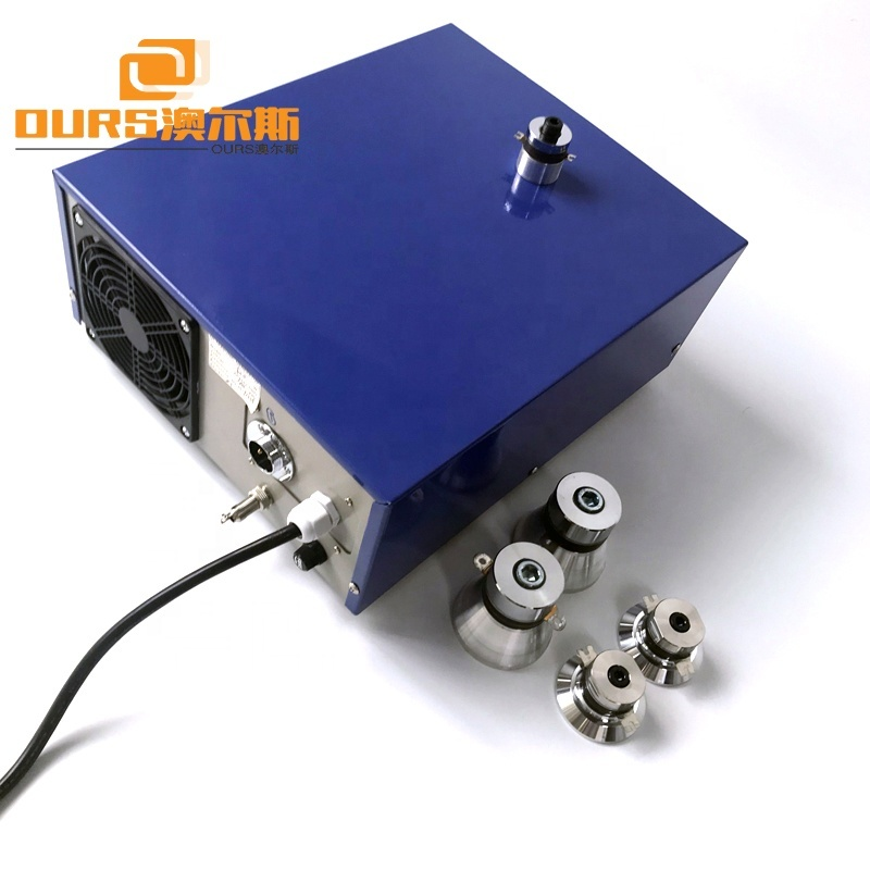 20/28/33/40KHz 900W Auto ultrasonic sweep generator frequency adjustment remote control